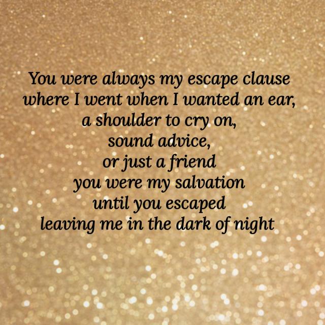 escapeclause