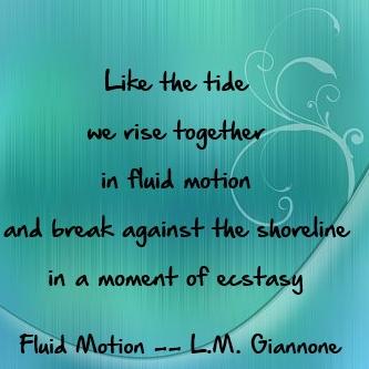 fluid motion