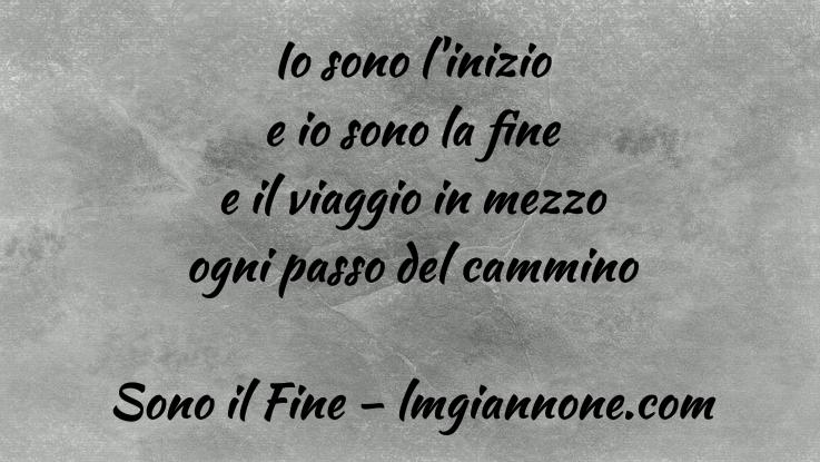 italian-sono il fine