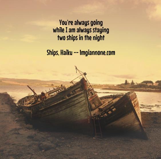 Haiku-Ships