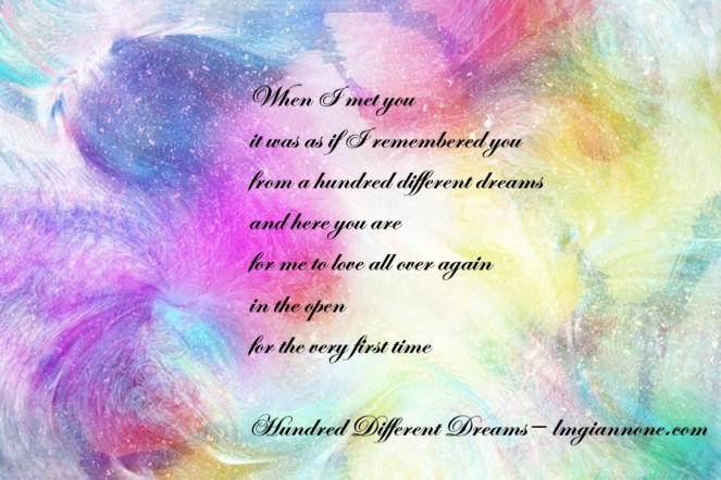 Hundred Different Dreams