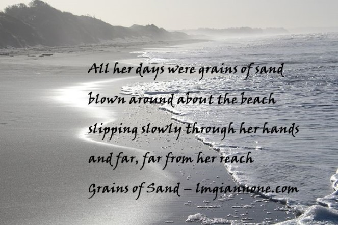 grains of sand