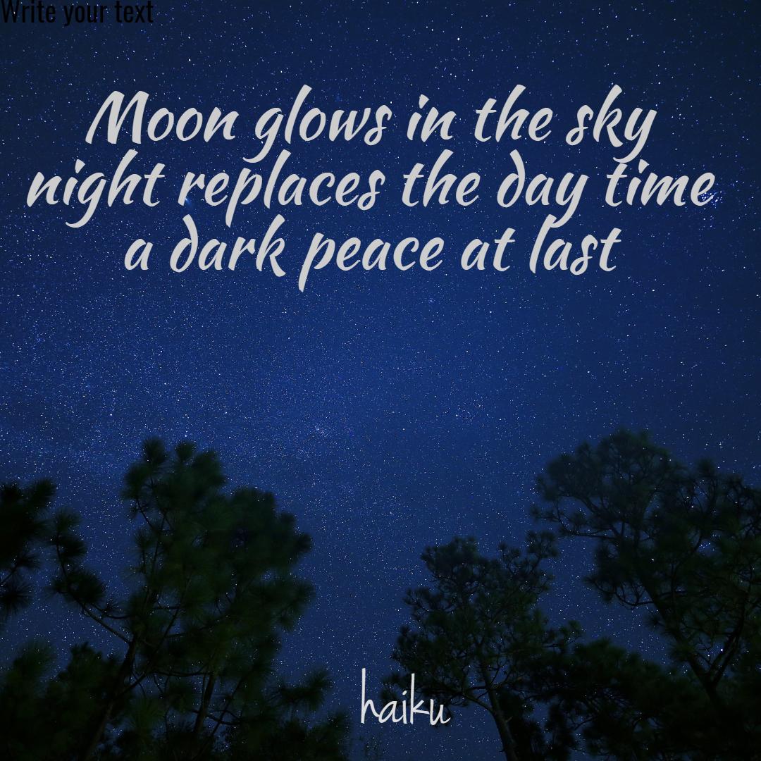 haiku-night